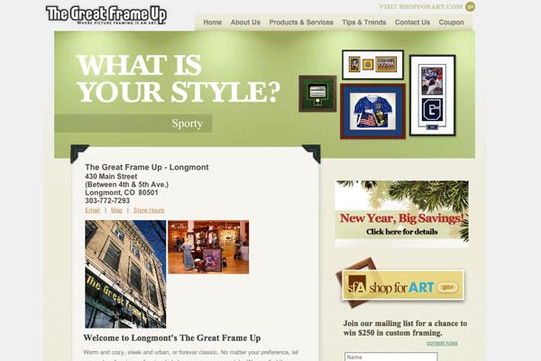 Longmont Colorado Websites